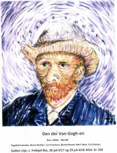 Van Gogh-plakat